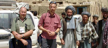 Oeafg beim Einsatz in Afghanistan