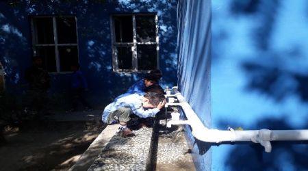 Bibi Sarwari Sangari High School Projekt
